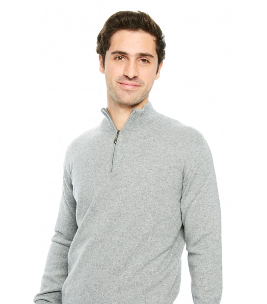 Pull cachemire col camionneur -